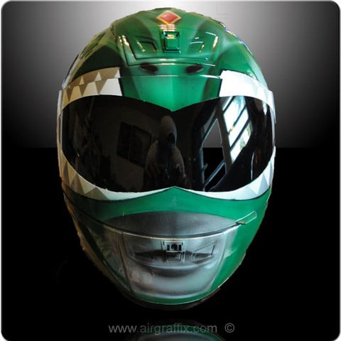 Power Ranger (Foto: Airgraffix.com)