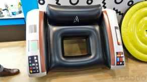 Star Trek Captain's Chair Pool Float (Foto: nerdapproved.com)