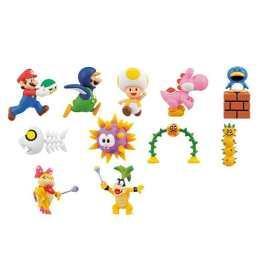 Super Mario Bros. Wii Furuta Choco Egg Figure Collection Set 02 (Foto: Entertainment Earth)