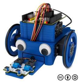 PrintBot in Blau (Foto: BQ Deutschland)