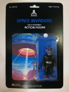 Space Invaders. (Foto: Dan Polydoris)