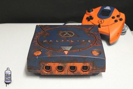 Half-Life Dreamcast. (Foto: Vadu Amka)