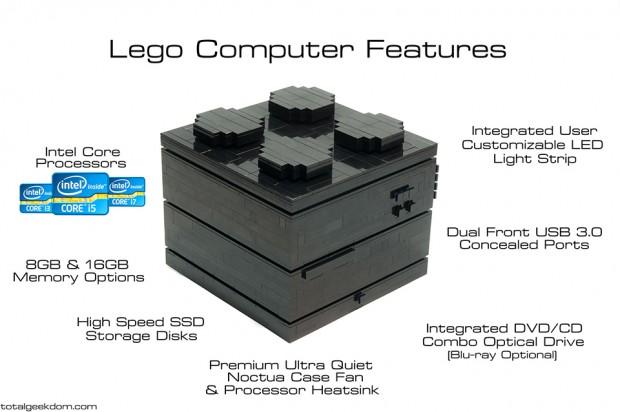 Ja, das ist ein vollwertiger Rechner. (Foto: Total Geekdom)