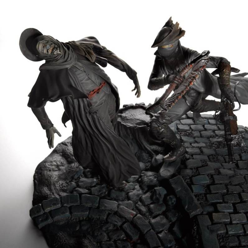 Bloodborne Diorama. (Foto: Sony)