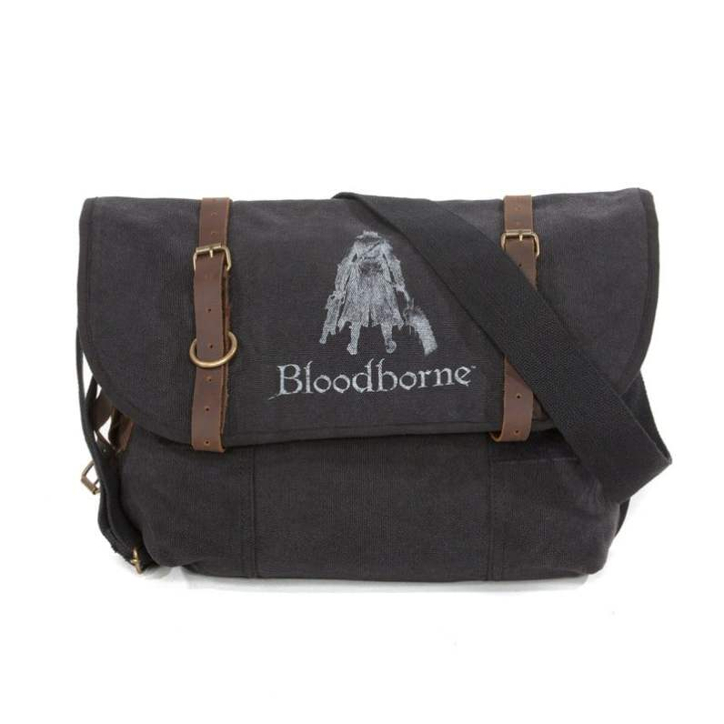 Bloodborne Messenger Bag. (Foto: Sony)