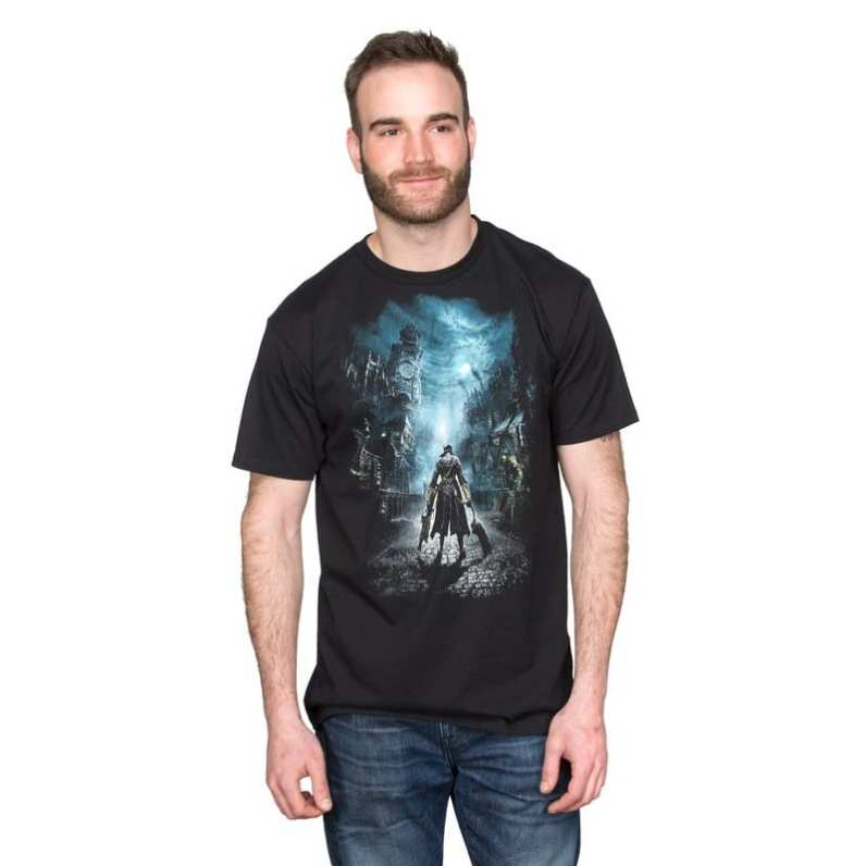 Bloodborne Shirt. (Foto: Sony)