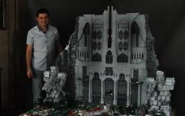 LEGO Erebor. LEGO! Wow! (Foto: Michał Kaźmierczak)