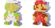 World of Nintendo 8bit Plush: Mario und Co. als Kuschelkissen