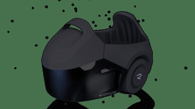 Das soll die VR-Brille sein. (Foto: The Void)