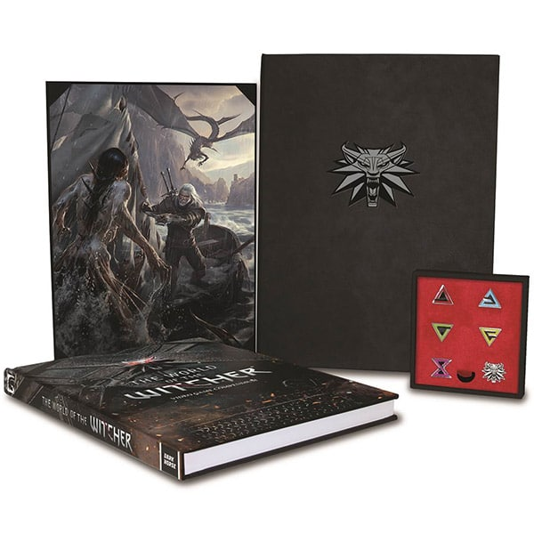 Limitiertes Artbook. (Foto: CD Projekt RED)