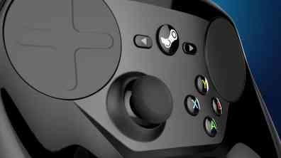 Steam Controller wird natürlich unterstützt. (Foto: Valve)