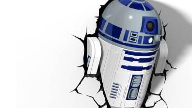Star Wars Lampe. (Foto: 3DLightFX)