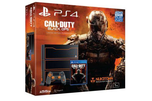 PS4 Call of Duty: Black Ops 3 Bundle. (Foto: Sony)