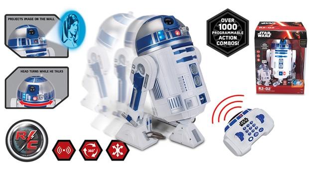 Und noch ein R2-D2. (Foto: ThinkWayToys)