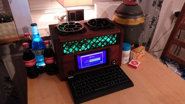 Ein vollwertiger Gaming-Rechner. (Foto: Robbaz)