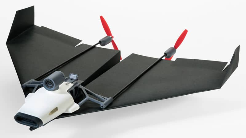 Ein vielseitiger Flieger. (Foto: PowerUp Toys)