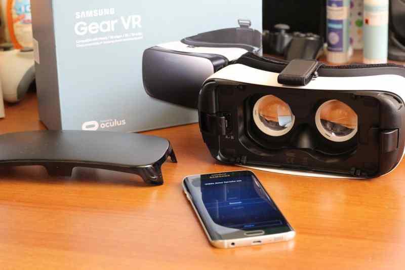Erhöht den Mehrwert der Gear VR. (Foto: Sven Wernicke)