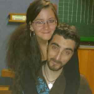 Michael und seine Frau. Das Projekt frisst sehr viel Freizeit. (Foto: Michael Herrmann)