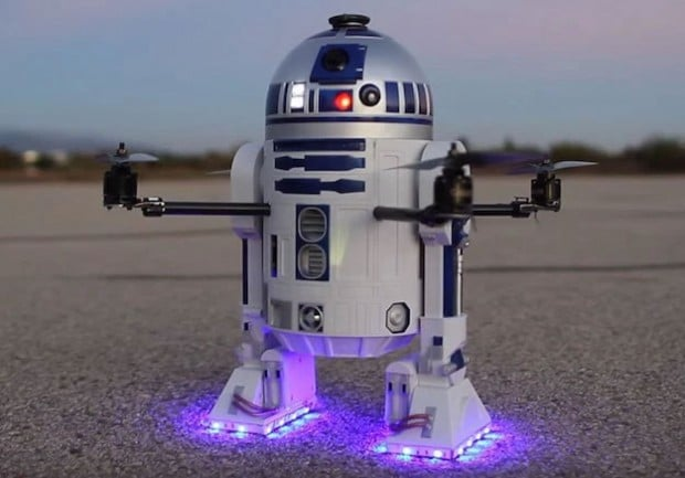 Coole LED-Effekte. (Foto: Don Melara)