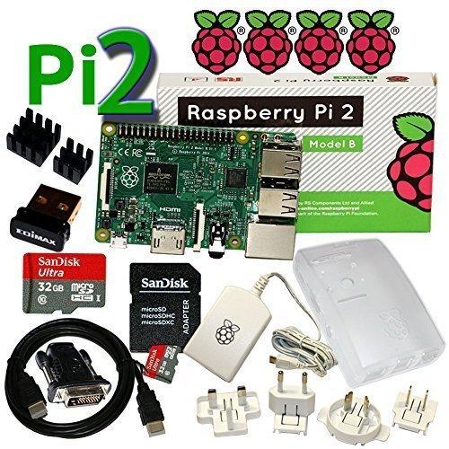 Ein umfangreicher Start in die Welt des Raspberry Pi. (Foto: CJ Elektronik)