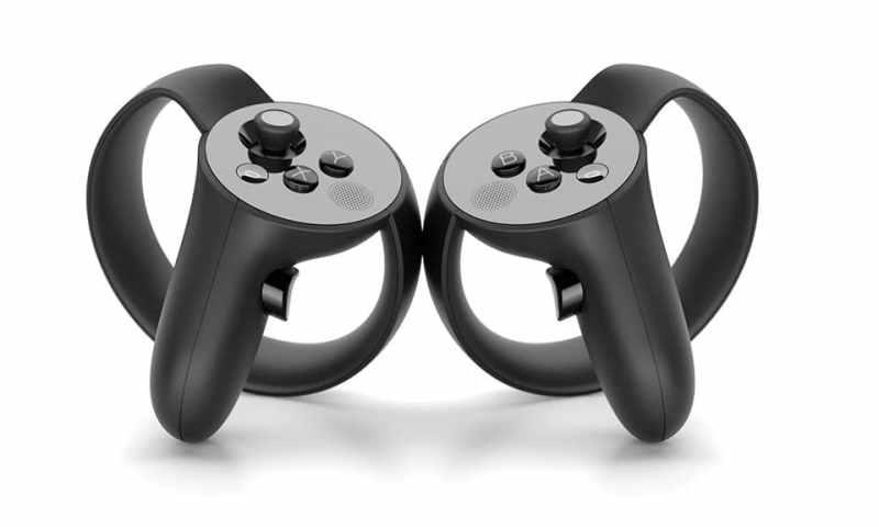 Die Touch-Controller kommeen später. (Foto: Oculus VR)