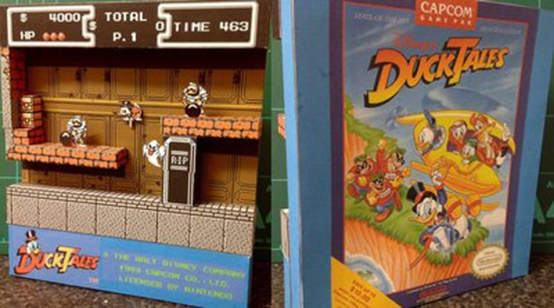 Duck Tales. (Foto: Mark Green)