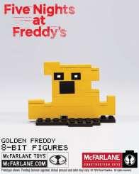 Five Nights at Freddy's - 8bit-Figuren. (Foto: McFarlane Toys)