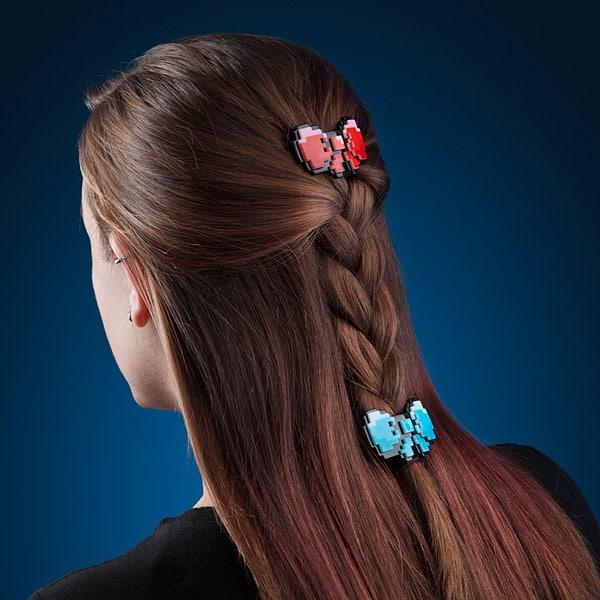 Lange Haare empfehlen sich. (Foto: ThinkGeek)