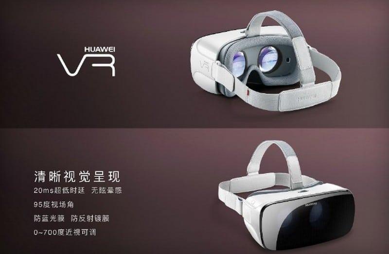 Eine neue VR-Brille für Huawei-Geräte. (Foto: Huawei)