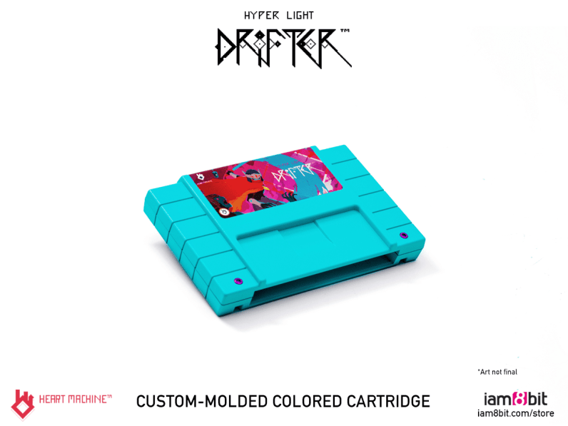 Hyper Light Drifter Collector's Edition. (Foto: iam8bit)