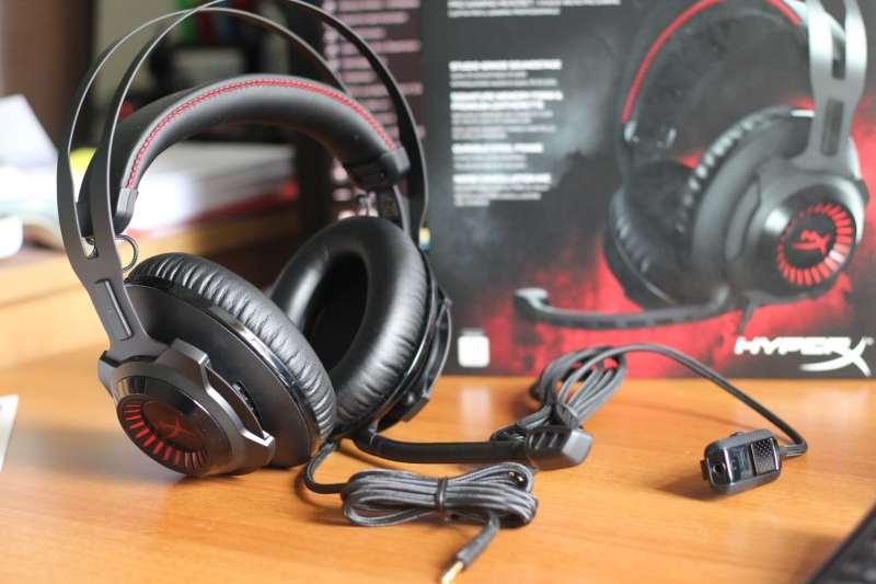 Beispiel für ein gutes Gaming-Headset. (Foto: GamingGadgets.de)