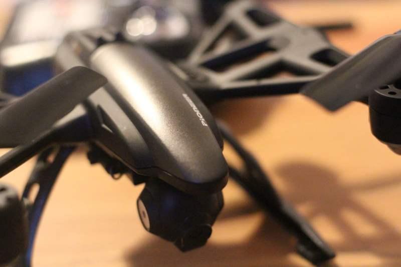 Es ist schon eine nette Drohne... (Foto: GamingGadgets.de)