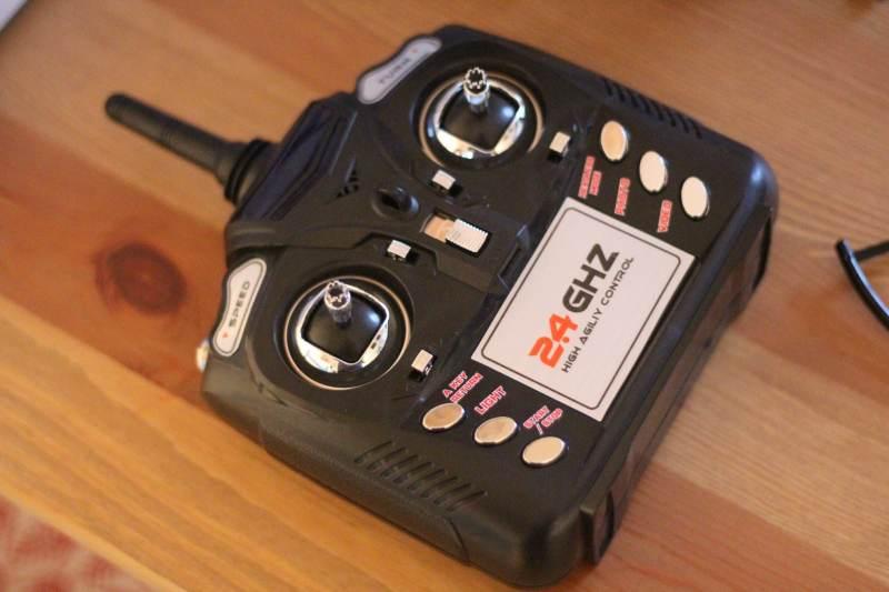 Die Remote gehört auch azu. (Foto: GamingGadgets.de)