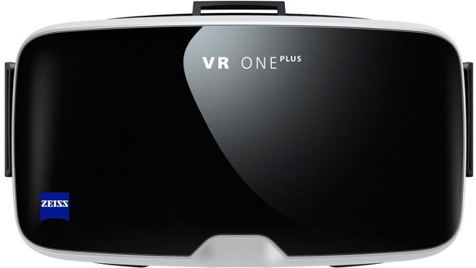 Bei der VR One Plus wurde Positional Tracking gezeigt. Aber es ist eine reine Software-Lösung. (Foto: Zeiss)