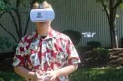 Aerix Vidius VR: Die kleinste Virtual-Reality-Drohne der Welt