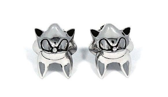 Die Ohrringe. (Foto: ThinkGeek)