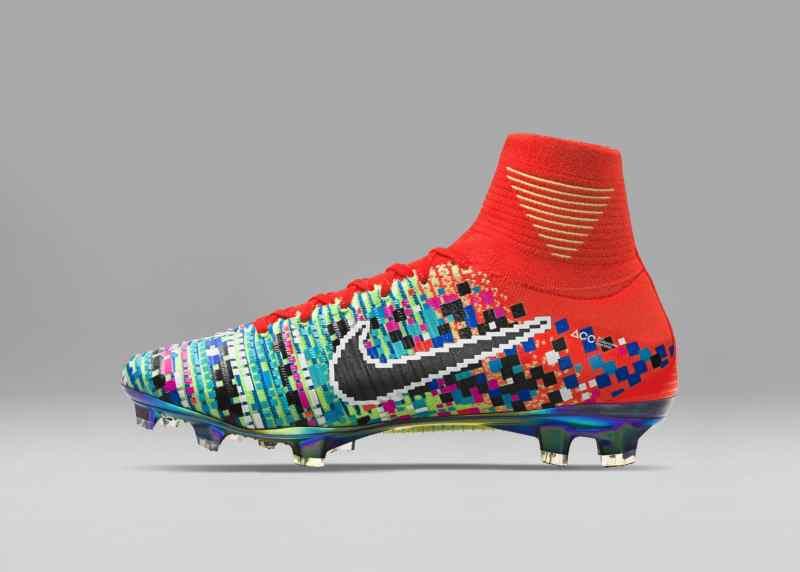 Im Pixel-Look gehalten. (Foto: Nike)