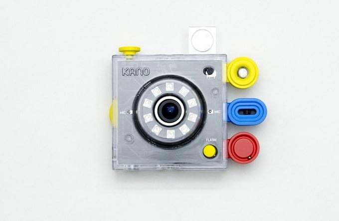 Die Kamera kann durch weitere Sensoren verbessert werden. (Foto: Kano)