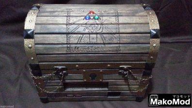 Die Kiste ist auch handgemacht. (Foto: MakoMod)