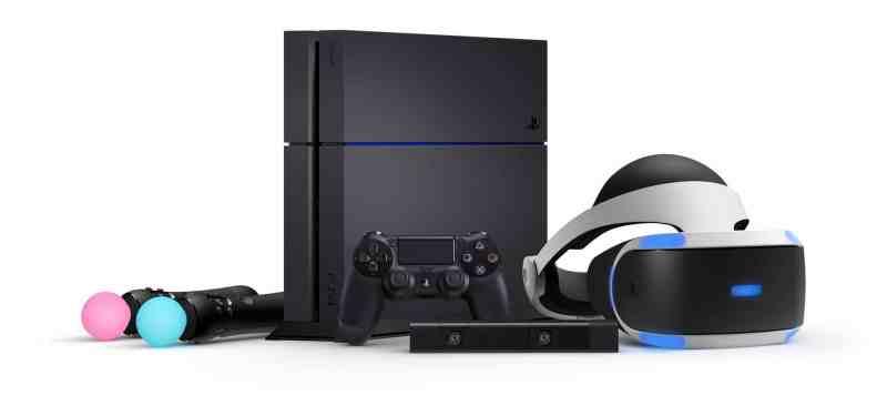 PlayStation VR bald am PC komplett nutzen? Wer weiß?! (Foto: Sony)