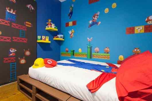 Das Schlafzimmer. (Foto: Airbnb)