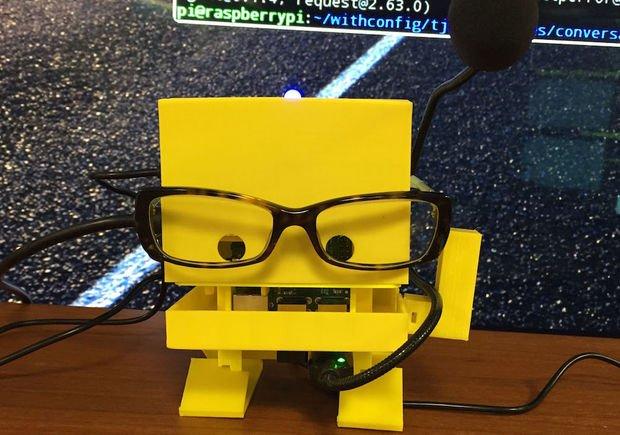 Ihr könnt ihn individualisieren. (Foto: IBM Research)