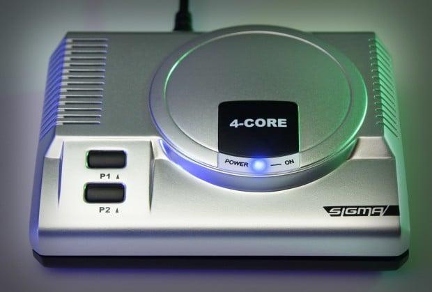 Ein Plastikgehäuse. Die Schalter am Gerät lassen sich programmieren. (Foto: Doyodo Team)