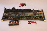 The Legend of Zelda: Die Oberwelt aus dem 3D-Drucker