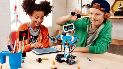 Komplexere, intelligente Roboter. (Foto: LEGO)