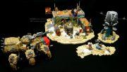 LEGO Destiny: Walker und The Divide aus Bauklötzen