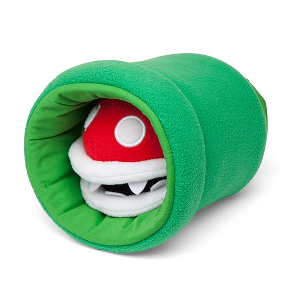 Super Mario Bros.: Die Piranha Pflanze als…Handpuppe?!