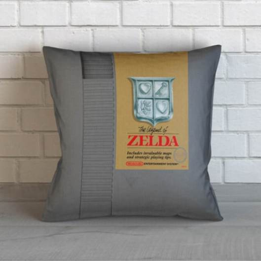 The Legend of Zelda. (Foto: PimpMyPillow)