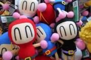 Bomberman: Explosive Plüschfiguren und mehr