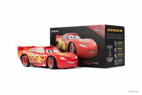 Lightning McQueen. (Foto: Orbotix)